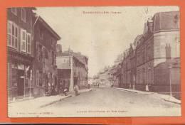 S009, Rambervilliers, Epicerie E. Laruelle, Animée, 10362, Circulée 1915 - Rambervillers