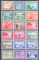Germany B 148-59  ** - Unused Stamps