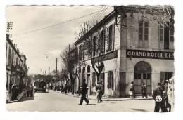 ALGERIE  /  BORDJ-BOU-ARRERIDJ  ( Près ORAN ) /  AVENUE  G. CLEMENCEAU - Otras Ciudades