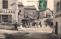 Chavenay Côte Des Auges Animée - France