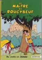 JOHAN ET PIRLOUIT  - 2a- Le Maitre De Roucyboeuf - 1968 - Johan Et Pirlouit