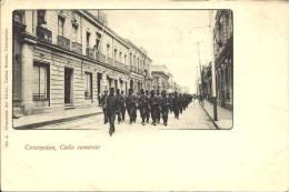 CHILI - Concepcion, Calle Comercio - Carlos Brandt - Chile