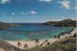 BR42755 Hanauma Bay Oahu    2 Scans - Oahu