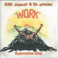 "45 Tours SP - BOB MARLEY & THE WAILERS  - ISLAND 6010243  "" WORK "" + 1 - Dischi In Vinile"