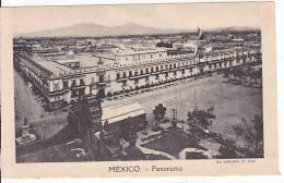 Mexico Detached Postcard From Carte Lettre Stationery Publicité Toni Kola & Bitter Secrestat (W3_908) - México