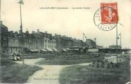 14 LUC-sur-MER Le Jardin Public - Luc Sur Mer