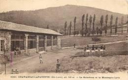 42 CHAVANIAC-LAFAYETTE - Le Solarium Et La Montagne Lata - France