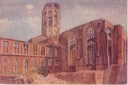 Militair Nieuwe Kerk - Middelburg