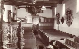 Midwolde Interieur Van De Kerk - Postkaarten