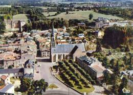 St-Loup-sur-Thouet..St-Lo Up-Lamairé..belle Vue Aérienne..le Centre Du Bourg - Saint Loup Lamaire