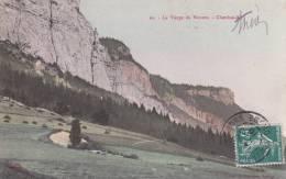 CPA 26  La VIERGE Du VERCORS ,Cherchez-là !  (1910) - France