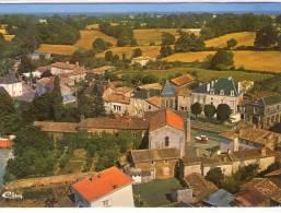 Mazières-en-Gâtine..belle Vue Aérienne..le Centre Du Bourg - Mazieres En Gatine