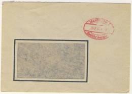 Geb�hr bezahlt Mannheim 1946