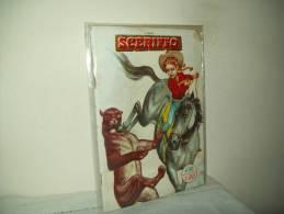 Il Nuovo Scriffo (Torelli 1961) N. 40 - Libri, Riviste, Fumetti