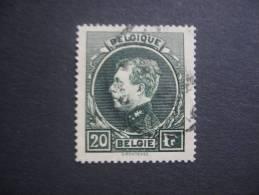 9.1     BELGIE   1929     Nr. 290       Gestemp.     CW  30,00 - 1929-1941 Big Montenez