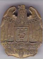 DEUTSCHLAND  -  14. DEUTSCHES TURNFEST KOLN, KOELN 1928 - Sport