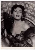 ACTRESS IVONNE DE CARLO PHOTOGRAPHY - Actors