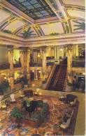 The JEFFERSON SHERATON HOTEL - Richmond, VA - Advertise Card - Hotels & Restaurants