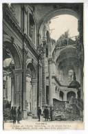 V2/ - 59 - Cambrai : Intérieur De L'église Saint-Géry, Vu Du Grand Portail - Cambrai