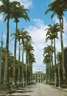 "Brésil-BRASIL BELO HORIZONTE Vista Parcial Praça Da Liberdade (philatélie Timbre Stamp Oblitération "" ""BRASIL  Rendeira"" - Belo Horizonte"