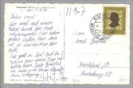 Heimat DE BW Eisenach 1956-08-17 AK Eisenach - [7] République Fédérale