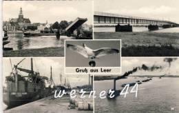 Leer V. 1964  5 Ansichten  (26110) - Leer
