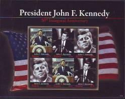 GUYANA KENNEDY - Onafhankelijkheid USA