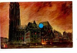 Malines (vue Couleur) - Malines
