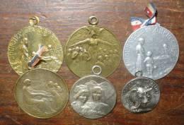 Lot Insignes De Journée WW1 - 1914-18
