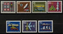 Du N° 340 Au N° 345 D'Allemagne - X X - ( E 1238 ) - - Trasporti