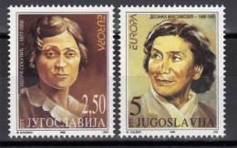 Yugoslavia,Europa CEPT 1996.,MNH - 1992-2003 Federal Republic Of Yugoslavia