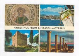 CYPRUS   1960-70s, LIMASSOL - Chypre