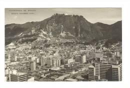 G1950 Bogotà - Panoramica De La Ciudad - Old Mini Card / Non Viaggiata - Colombia