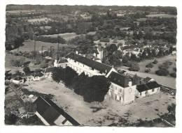 Languidic (56) : Vue Aérienne Générale Au Niveau Du Collège Saint-Aubin En 1950. - Sonstige Gemeinden