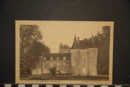 CP, 24, Le Chateau De Campagne La Maison Du Souvenir - France