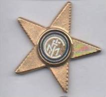 Beau Pin's En Forme D' étoile , CFIM , Militaire ?? - Militair & Leger