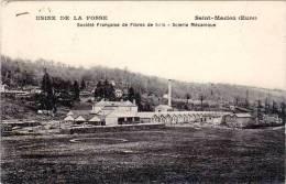 Saint-Maclou – Usine De La Fosse – Société Française De Fibres De Bois - Scierie Mécanique … - France