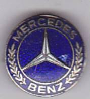 OLD PIN   -   MERCEDES BENZ  -  EMAIL, ENAMEL - Mercedes