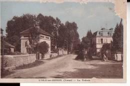 L'ISLE-sur-SEREIN: La Tuilerie - L'Isle Sur Serein