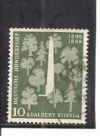 Alemania-Germany Nº Yvert 96 (usado) (o) - [7] República Federal