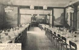 BELGIQUE - BRABANT WALLON - COURT-SAINT-ETIENNE - LAROCHE - Grand Hôtel Des Ardennes - Grande Salle à Manger. - Court-Saint-Etienne