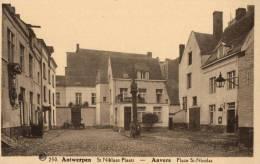 BELGIQUE - ANVERS - ANTWERPEN - St Niklaas Plaats - ANVERS - Place St-Nicolas. - Antwerpen