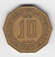 @Y@      Algerije 10 DINARS 1979 (C218) - Algérie