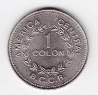 @Y@   Costa Rica   1 Colon 1977     UNC    (C216) - Costa Rica