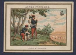 Armée Française Légion étrangère - Postcards