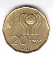 @Y@   Argentinië  20 Pesos 1977  UNC  (C227) - Argentine