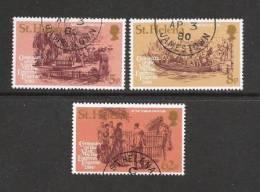 ST.HELENA 1980 CTO Stamps Empresse Eugenie 324-326 #2935 - Saint Helena Island