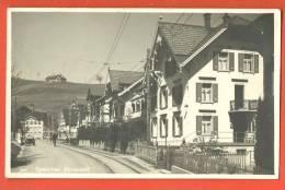 C1162 Speicher Hinterdorf. Jeep, Tramlinie,Velo.Gelaufen In 1924. Gross 240 - AR Appenzell Rhodes-Extérieures