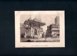 TURKEY , TÜRKEI , CONSTANTINOPLE COSTANTINOPEL Zweiten Hälfte Des Neunzehnten Jahrhunderts DIMENZ. 19 X 14 - Prints & Engravings