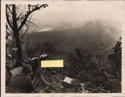 Grandpre Ardennes Citadelle Hill  Div Inf Us Poilus Ww1 1wk WWI 14-18 1914-1918 - Guerre, Militaire